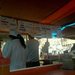 Photo taken at Barraca de Pastel by Jessy J. on 9/2/2012