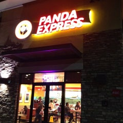 Photo taken at Panda Express by David L. on 3/12/2012