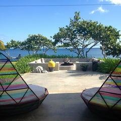 Photo taken at W Retreat & Spa - Vieques Island by Diana F. on 8/16/2012