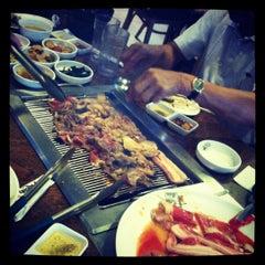 Photo taken at Fresh Korean B.B.Q. by Nerisa L. on 5/14/2012