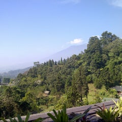 Photo taken at Puncak Pass by Dini S. on 7/14/2012