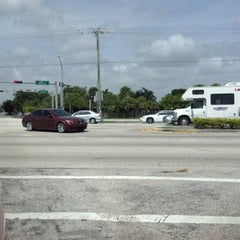 Photo taken at SW 144th Street & US1 by Kevin H. on 8/31/2012