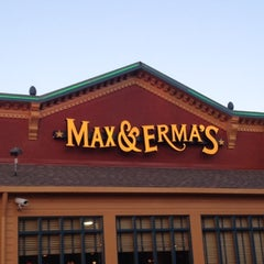 Photo taken at Max & Erma's by Mickey H. on 7/29/2012