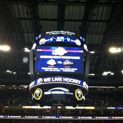 Photo taken at First Niagara Center by Carolyn S. on 2/25/2012