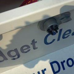 Photo taken at Budget Cleaners by DRR on 3/16/2012