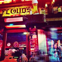 Photo taken at Floyd's Thirst Parlor by Mike M. on 7/14/2012