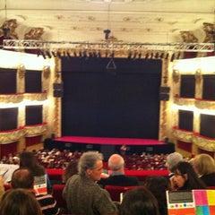 Photo taken at Teatre Tívoli by NandoR9 on 4/6/2012