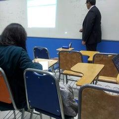 Photo taken at Universidad Tecnológica Metropolitana by Ogro Kaostic K. on 6/19/2012