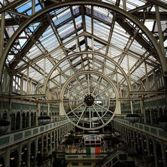 Photo taken at St Stephen's Green Shopping Centre by Jérôme T. on 7/27/2012