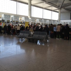 Photo taken at Terminal 3 by Salvador G. on 2/27/2012