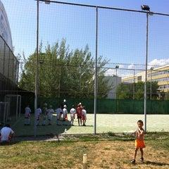 Photo taken at Спортен Клуб Младост by Atanas D. on 7/1/2012