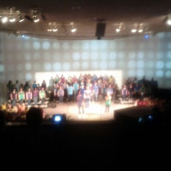 Photo taken at Calvary Temple Christian Center by Jeff B. on 5/4/2012