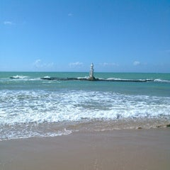 Photo taken at Praia Mirante da Sereia by Diego F. on 5/14/2012