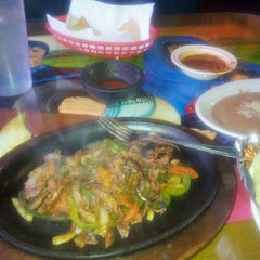 Photo taken at Las Palmas Mexican Restaurant by Kevin L. on 2/1/2012