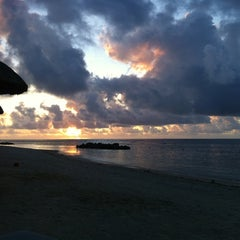 Photo taken at The Grand Mauritian Resort & Spa, Mauritius by Carlomagno I on 4/11/2011