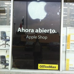 Photo taken at Office Max by Ernesto B. on 7/30/2011
