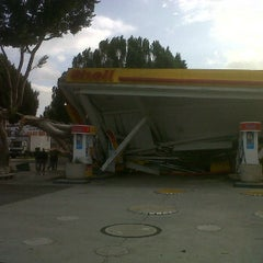 Photo taken at Shell by Carl R. on 12/1/2011