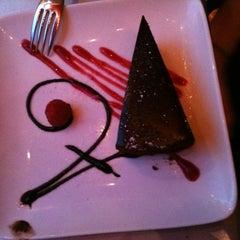 Photo taken at AYZA Wine & Chocolate Bar by Rebecca V. on 6/27/2011