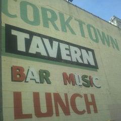 Photo taken at Corktown Tavern by Stephen B. on 3/11/2012