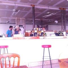 Photo taken at Café du Commerce by Hélène M. on 8/19/2012