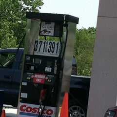 Photo taken at Costco Gas by Connie H. on 5/29/2012
