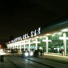 Photo taken at Central de Autobuses del Sur by Dj Bâgö on 8/18/2012