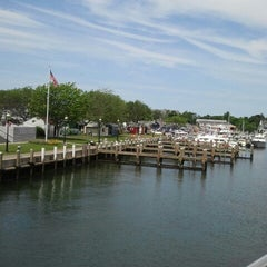 Photo taken at Hy-Line Cruises Ferry Docks by Karen H. on 7/11/2012