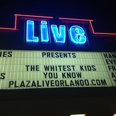 Photo taken at The Plaza Live by Nick L. on 3/3/2012