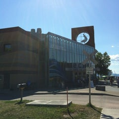 Photo taken at ECHO Lake Aquarium & Science Center by Adam G. on 8/7/2012