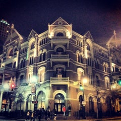 Photo taken at The Driskill by Jesús D. on 3/1/2012