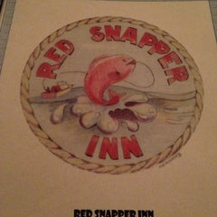 Photo taken at Red Snapper Inn by Kimberly W. on 7/27/2012