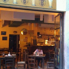 Photo taken at Orzo Bruno by Emanuele B. on 8/14/2011
