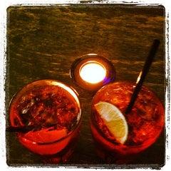 Photo taken at Splash Ultra Lounge by annieburbano on 6/8/2012