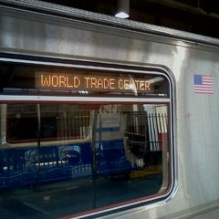 Photo taken at Newark PATH Station by Rob C. on 9/19/2011