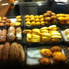 Photo taken at Brot Bakery & Cafe by Camila R. on 12/28/2011
