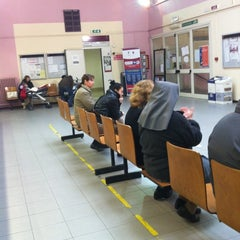 Photo taken at Roma Capitale - Municipio VII (ex X) by Dabliu on 1/24/2012