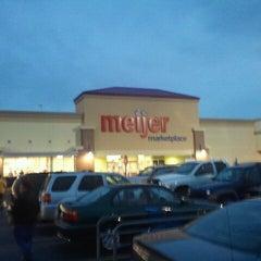Photo taken at Meijer by Myro32 on 8/31/2011