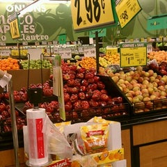 Photo taken at Food 4 Less by Mikey C. on 10/24/2011