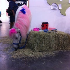 Photo taken at Texas Contemporary Art Fair by Marisa S. on 10/21/2011