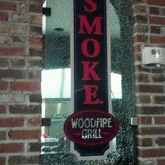 Photo taken at SMOKE. on Cherry Street by Geoffrey C. on 1/15/2012