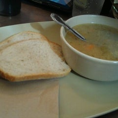 Photo taken at Panera Bread by Macie A. on 11/26/2011