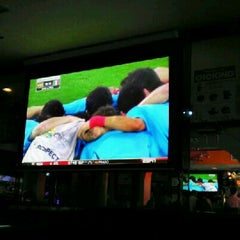 Photo taken at Half Court Sports Bar by Inam Q. on 7/1/2012