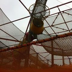 Photo taken at Nets & Climbs by Jeremy on 7/19/2012