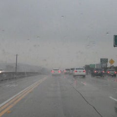 Photo taken at I-405 (San Diego Freeway) by Mike D. on 12/12/2011