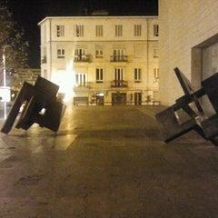 Photo taken at IVAM - Institut Valencià d'Art Modern by Merxe N. on 1/19/2012