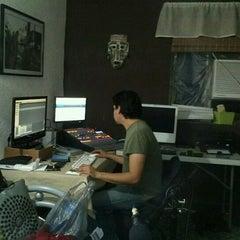 Photo taken at Estudios Rivolta by Ernu B. on 1/4/2012