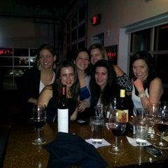 Photo taken at Block 7 Wine Company by Stephanie T. on 11/11/2011