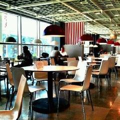 Photo taken at IKEA Restaurant by Brandon L. on 4/13/2012