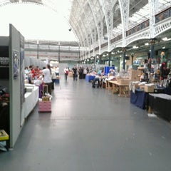 Photo taken at Olympia Exhibition Hall Complex by Daniel L. on 7/8/2012