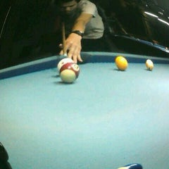 Photo taken at Shooters Pool Table™ by Al Y. on 1/21/2012